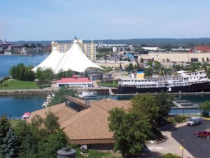 Bondar Pavilion and Marina (1)